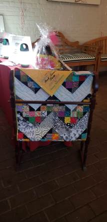 Handmade Quilt by Susan Hutchinson