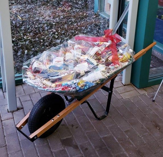 The Wheelbarrow of Cheer
