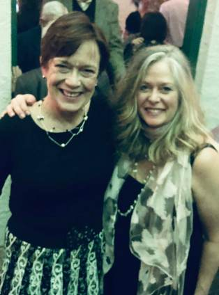 Penny Ettinger and Dori Dugan