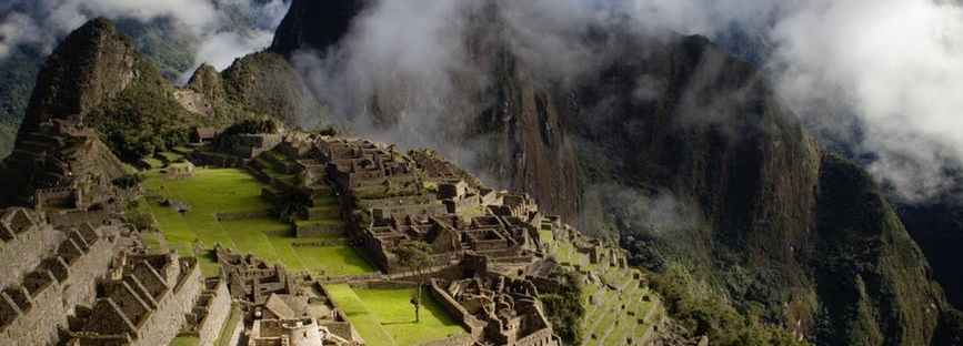 Penn Chair Travel Series Machu Picchu The Newtown Library