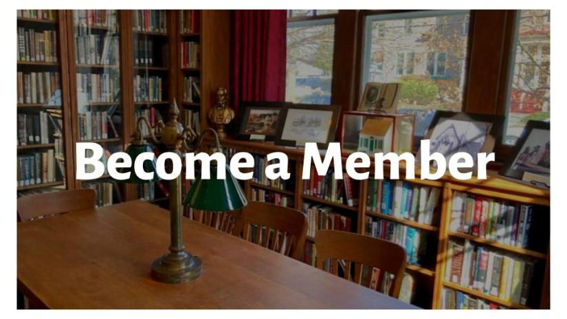 Become a Member: Click here for information on how to become a member of the Newtown Library Company.